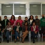 El centro de salud de Pozoblanco alberga el II Curso dirigido a cuidadoras en colaboración con los Servicios Sociales Comunitarios y Acuide