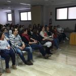 El equipo de Cuidados Paliativos del Área Sanitaria Norte de Córdoba forman a profesionales de residencias de mayores de la zona