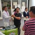 Día Mundial sin Tabaco en el Área Sanitaria Norte de Córdoba