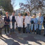 El Área Sanitaria Norte de Córdoba dota de dispositivos móviles a los enfermeros gestores de casos para mejorar los procesos de atención domiciliaria