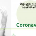 Colocación y Retirada de EPIs para atención de ingreso por coronavirus - Covid-19
