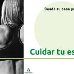 """La Unidad de Gestión Clínica de Aparato Locomotor del Área Sanitaria Norte de Córdoba crea una serie de videos bajo el epígrafe """"Desde tu casa puedes…"""""""