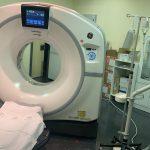 El Hospital Valle de los Pedroches instala un equipo de tomografía computarizada del proyecto Huella de Energía