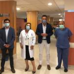 La Unidad de Aparato Locomotor del Área Sanitaria Norte cumple un año en el programa 'Acercando el hospital'