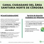 El Canal Ciudadano del Área Sanitaria Norte de Córdoba se consolida como herramienta de comunicación y cercanía con los usuarios