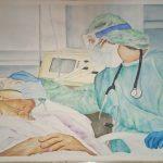 """El Hospital Valle de los Pedroches presenta la exposición """"Sentimientos"""""""