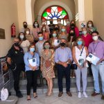 La delegada de Salud y Familias asiste a la presentación del Plan de Acción Local en Salud de Belmez