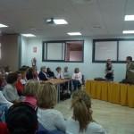 El Área Sanitaria Norte de Córdoba imparte varias conferencias sobre el diagnóstico precoz del cáncer de mama