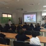 La Unidad de Pediatría del Área Sanitaria Norte de Córdoba celebra una Jornada de Puertas Abiertas dirigida a los escolares de la zona