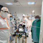 Implantan un sistema de oxigenación extracorpórea a una paciente de la UCI del Hospital Valle de Los Pedroches