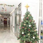 El Área Sanitaria Norte planifica eventos con motivo de las fiestas navideñas para sus pacientes