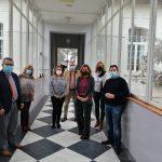 La Junta realiza obras de consolidación en el centro de salud de Peñarroya-Pueblonuevo