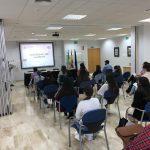 El Área Sanitaria Norte de Córdoba acoge a estudiantes en prácticas de Cuidados Auxiliares de Enfermería, Farmacia y Parafarmacia, y Técnicos de Laboratorio Clínico y Biomédico